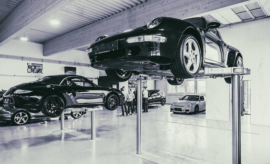 R&H AUTOMOBILE workshop